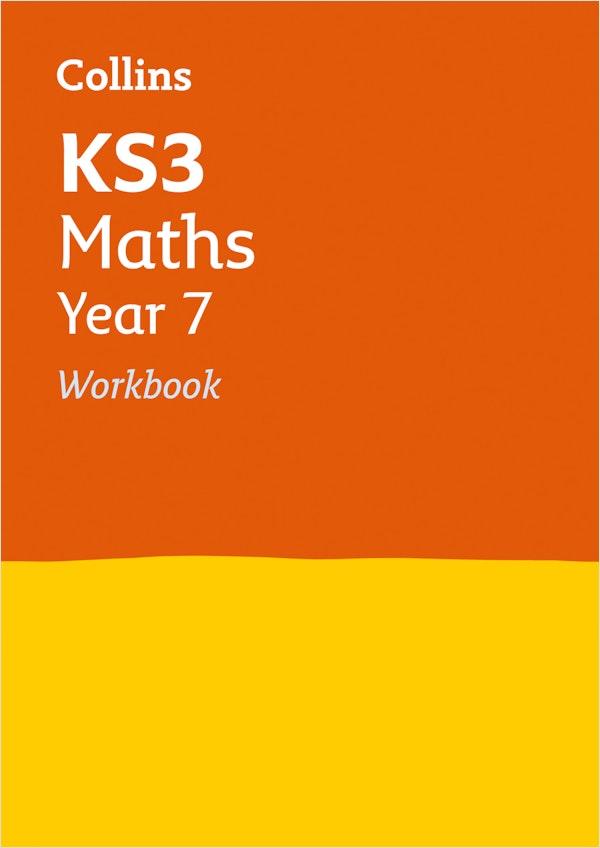 KS3 Maths Workbook (Ages 11-12)