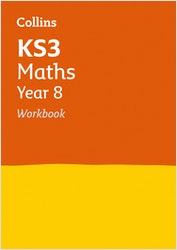 KS3 Maths Workbook (Ages 12-13)
