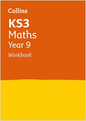 KS3 Maths Workbook (Ages 13-14)