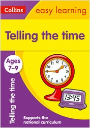 Telling the Time Workbook (Ages 7-9)