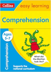 Comprehension Workbook (Ages 5-7)