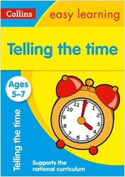 Telling the Time Workbook (Ages 5-7)