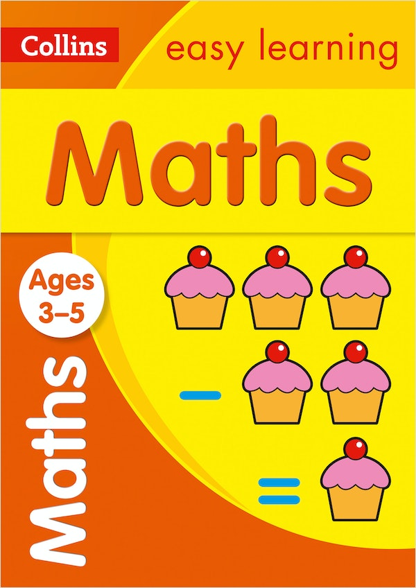 Easy Learning Maths (Ages 4-5)