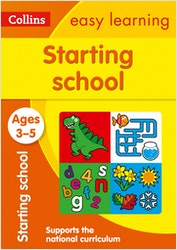 Starting School Workbook (Ages 3-5)