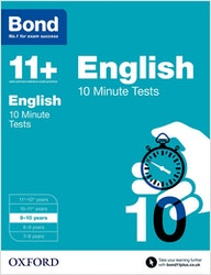 GL Assessment 11+ English 10-Minute Tests (Ages 9-10)