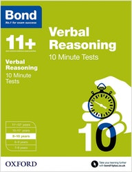 GL Assessment 11+ Verbal Reasoning 10-Minute Tests (Ages 9-10)