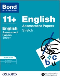 11+ Stretch English (Ages 10-11)