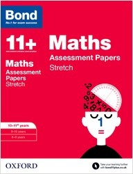 11+ Stretch Maths (Ages 10-11)