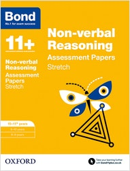 11+ Stretch Non Verbal Reasoning (Ages 10-11)