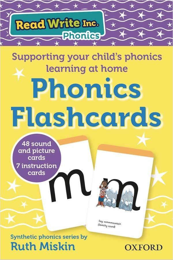 Phonics Flashcards (Set 1)