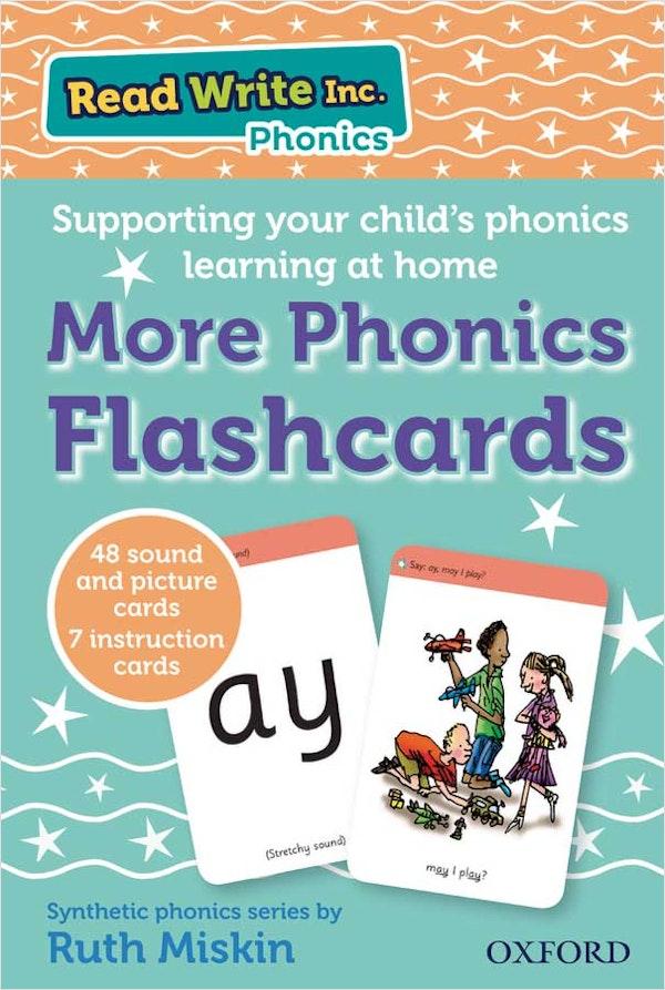 Phonics Flashcards (Set 2)