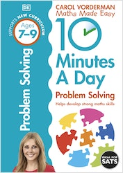 10 Minutes A Day Problem Solving (Ages 7-9)