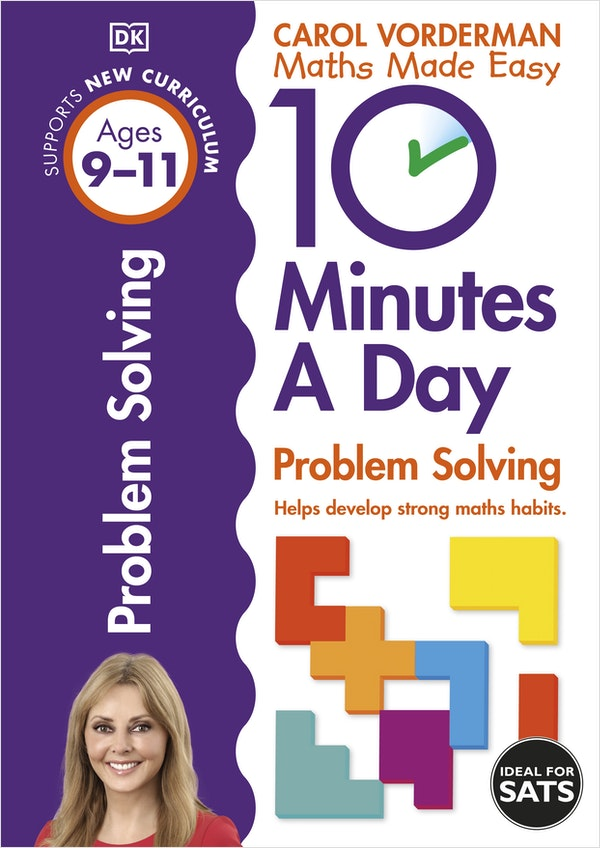 10 Minutes A Day Problem Solving (Ages 9-11)