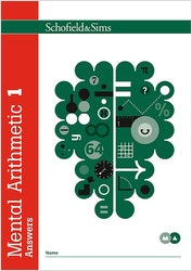 Mental Arithmetic Answer Book 1