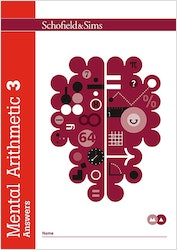 Mental Arithmetic Answer Book 3