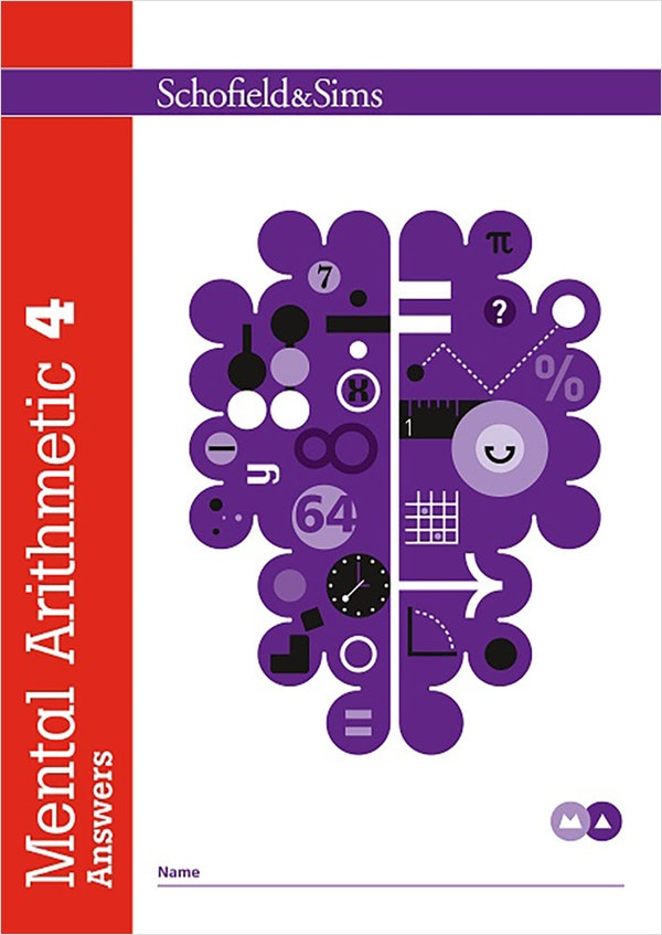 Mental Arithmetic Answer Book 4