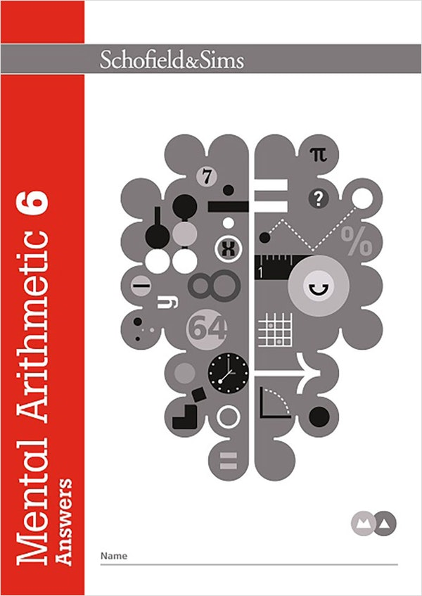 Mental Arithmetic Answer Book 6