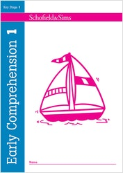 Early Comprehension Workbook 1