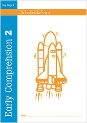 Early Comprehension Workbook 2