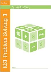 KS1 Problem Solving Workbook 1