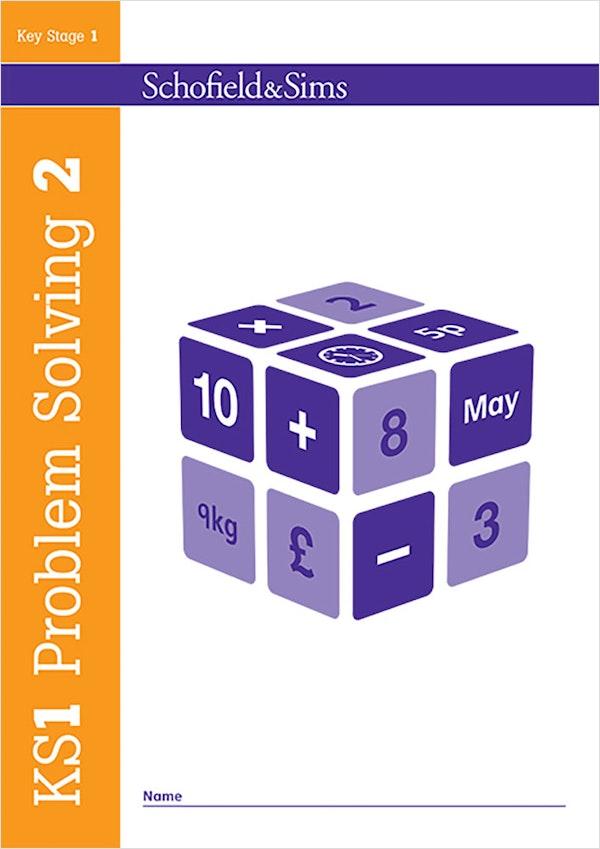 KS1 Problem Solving Workbook 2
