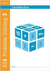 KS1 Problem Solving Workbook 3