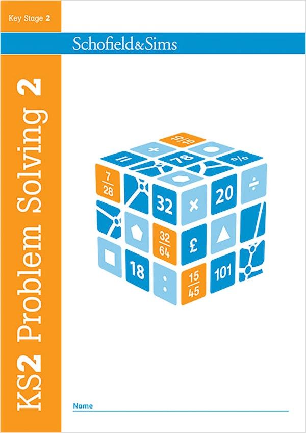 KS2 Problem Solving Workbook 2