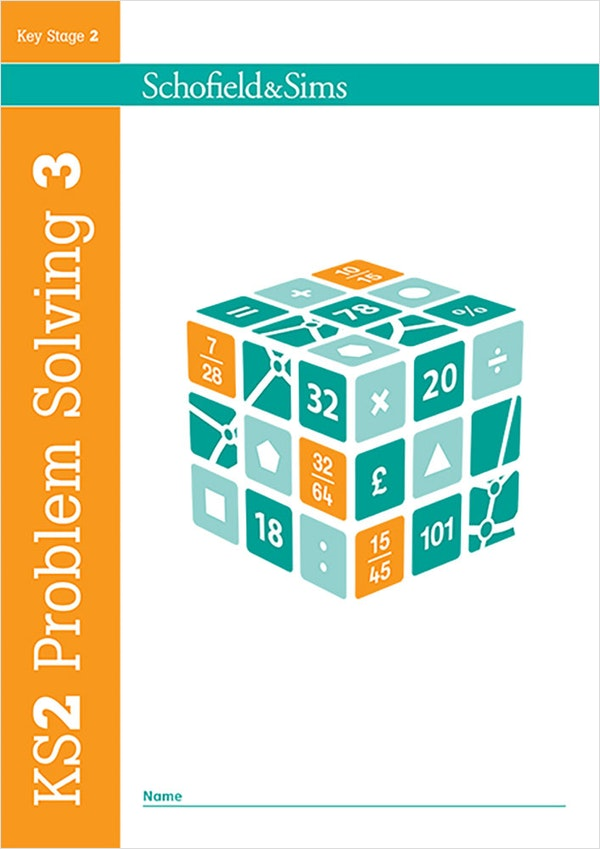 KS2 Problem Solving Workbook 3