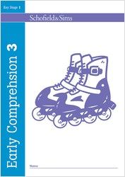 Early Comprehension Workbook 3