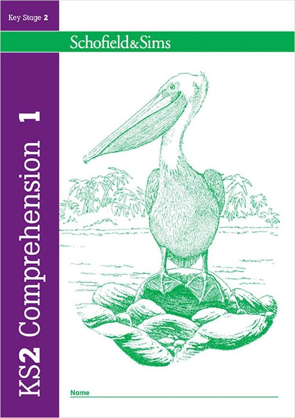 KS2 Reading Comprehension Book 1