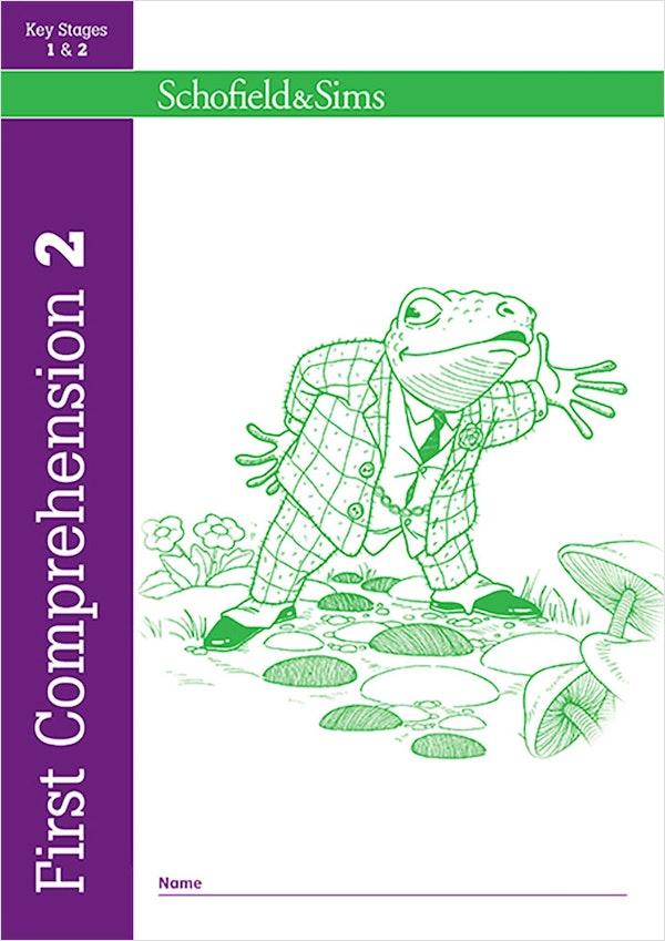 First Comprehension Workbook 2