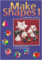 Make 3D Shapes Book 1 (Ages 7-14)