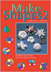 Make 3D Shapes Book 2 (Ages 7-14)