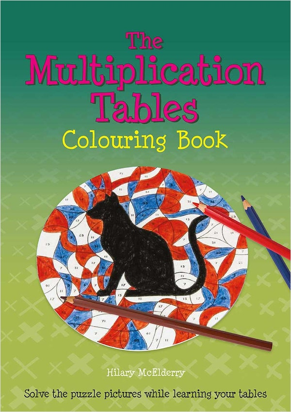 Times Tables Colouring Book 1 (Ages 7-11)