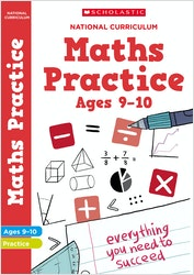 KS2 Maths Practice Book (Ages 9-10)