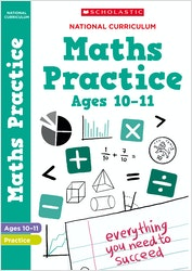 KS2 Maths Practice Book (Ages 10-11)
