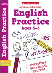 KS1 English Practice Book (Ages 5-6)