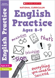 KS2 English Practice Book (Ages 8-9)