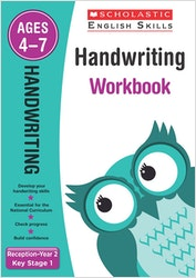 Handwriting Workbook (Ages 4-7)