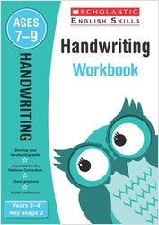 Handwriting Workbook (Ages 7-9)