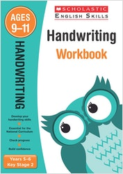 Handwriting Workbook (Ages 9-11)