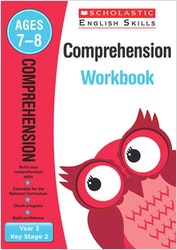 Comprehension Workbook (Ages 7-8)