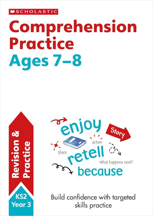 Comprehension Workbook (Ages 7-8)
