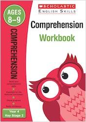Comprehension Workbook (Ages 8-9)