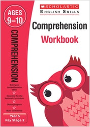 Comprehension Workbook (Ages 9-10)