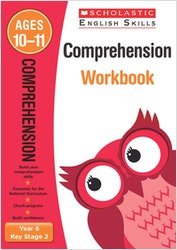 Comprehension Workbook (Ages 10-11)