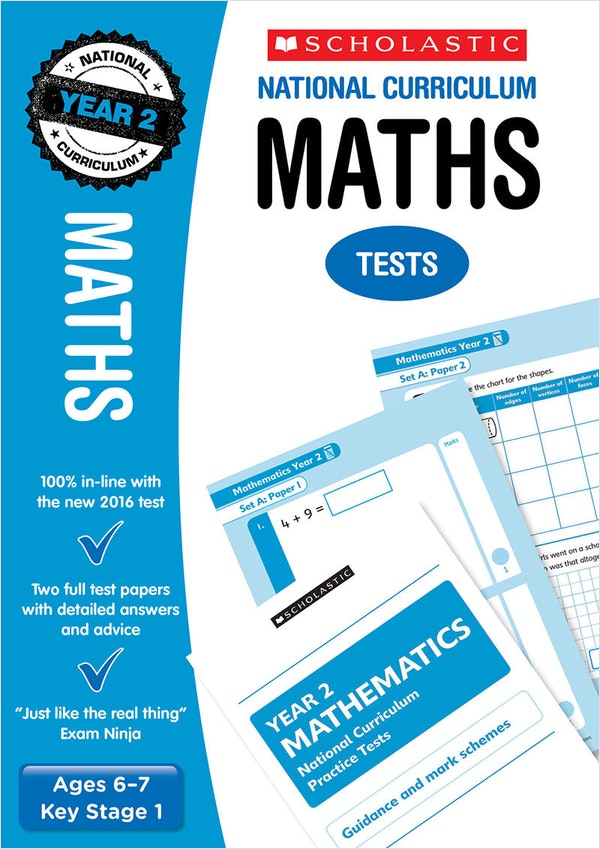 KS1 Maths SATs Practice Papers