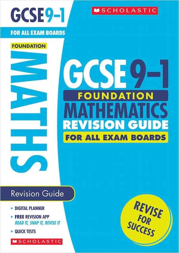 GCSE Maths Revision Guide (Foundation)