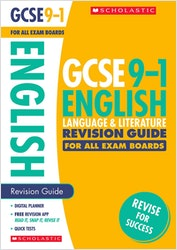 GCSE English Revision Guide (Language and Literature)