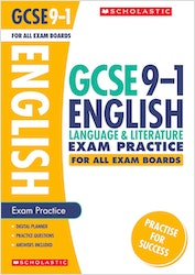 GCSE English Exam Practice Book (Language and Literature)